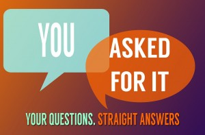 Straight Questions- Straight Answers from the Mt. Tabor Congregation. June 5-August 13th
